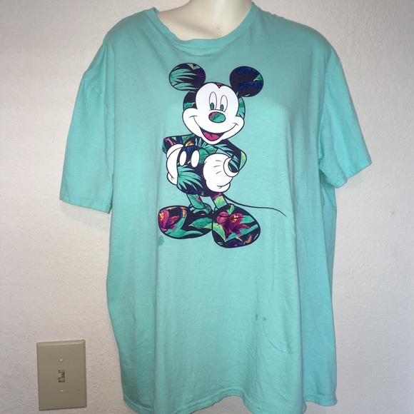 Disney Tops - Mickey Mouse shirt